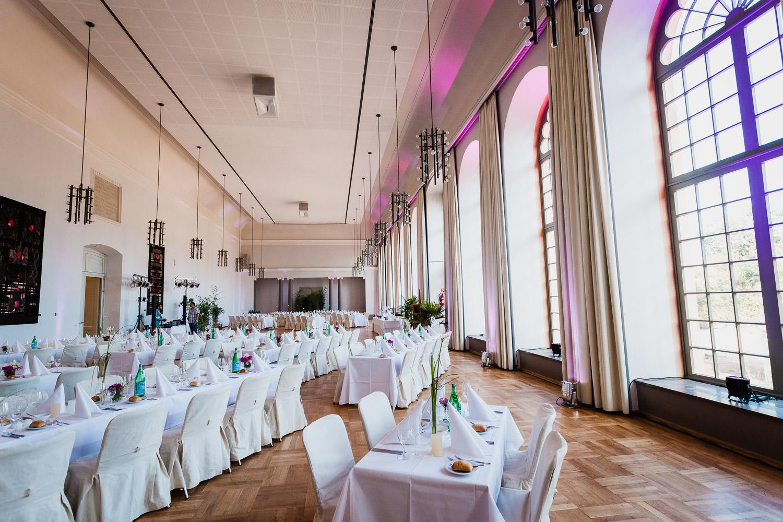 Hochzeit In Der Orangerie In Darmstadt